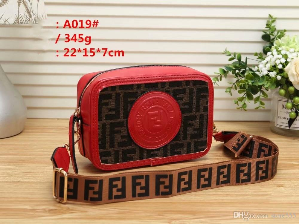 743feaf52e28 Designer Bags Fendy Wide Shoulder Strap Small Square Bags Famous ...
