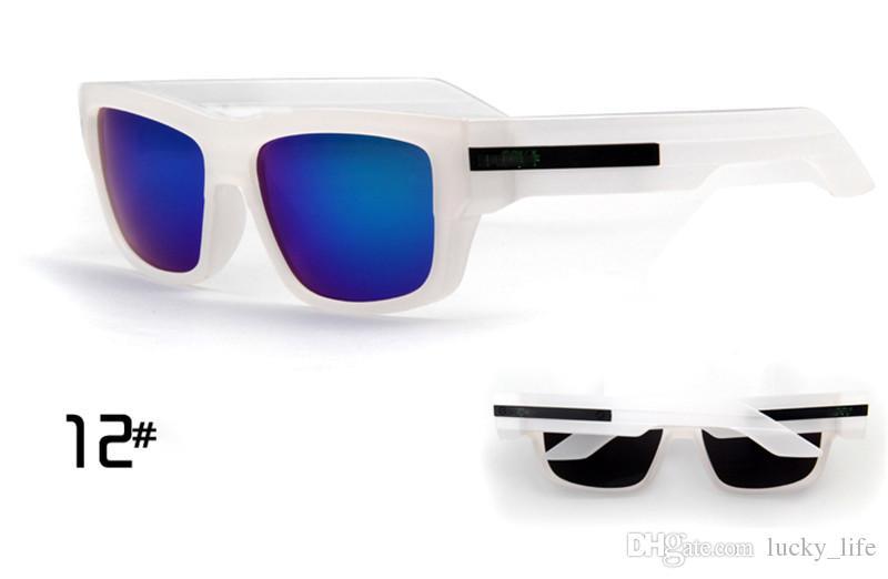 Brand Designer Spied Ken Block Helm Sunglasses Men Women Unisex Outdoor Sports Sunglass Full Frame Eyewear