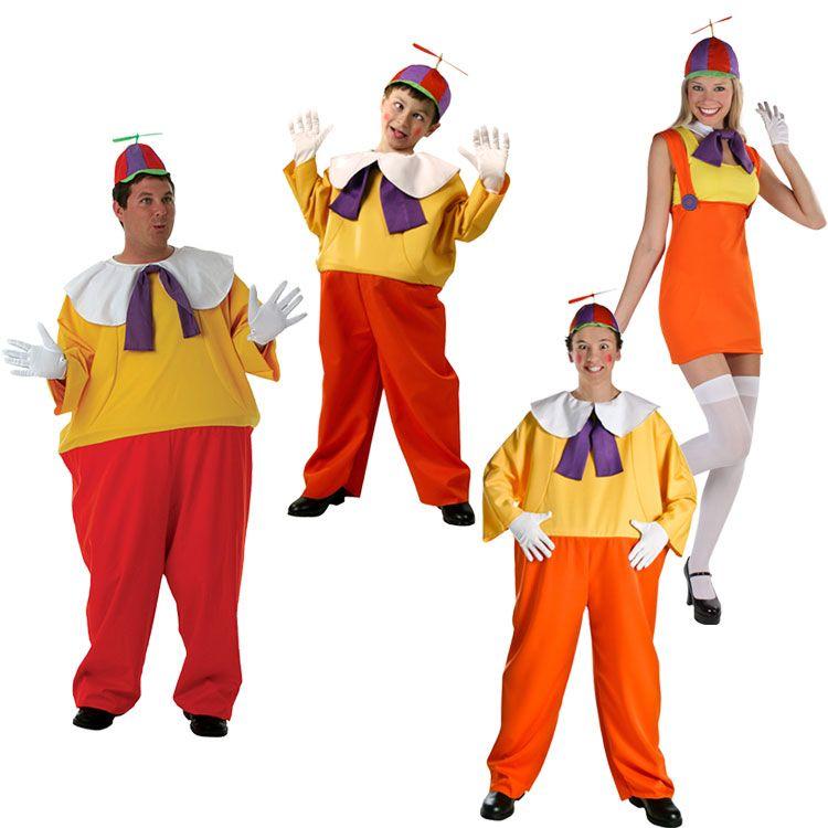 Irek Hot Halloween Party Costume Adult Children Cosplay Costume Alice In  Wonderland Fat Clown Costumes Simple Group Halloween Costumes Party Costumes  For ...