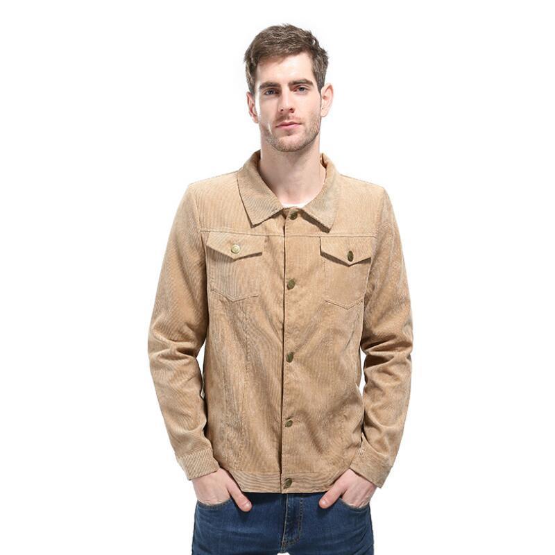 huge discount f32be 1a020 Männer Kleidung 2018 modische und gehobene Trend Persönlichkeit Bomber  Jacke Freizeit Plus-Größe Männer Jacken Jacken und Mäntel