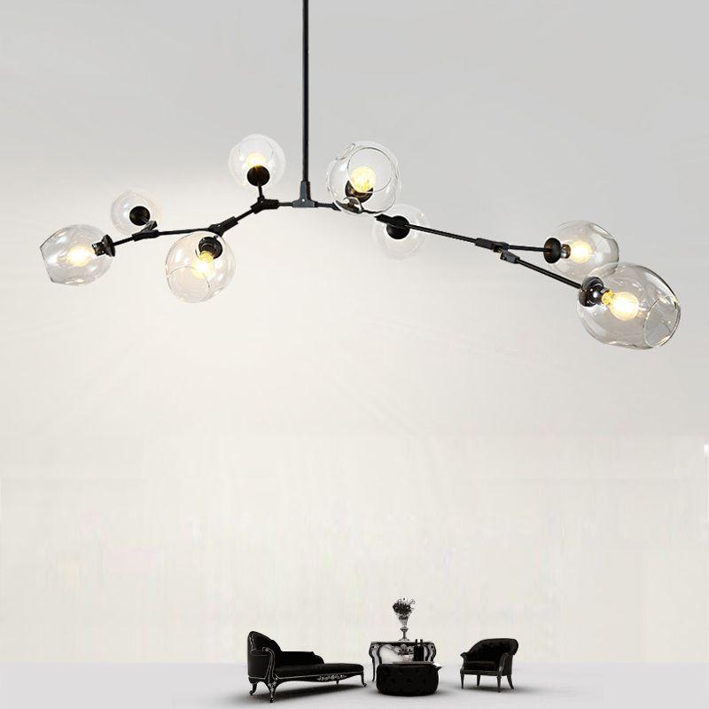 Grosshandel Ditoon Postmodern Led Kronleuchter Designer Licht