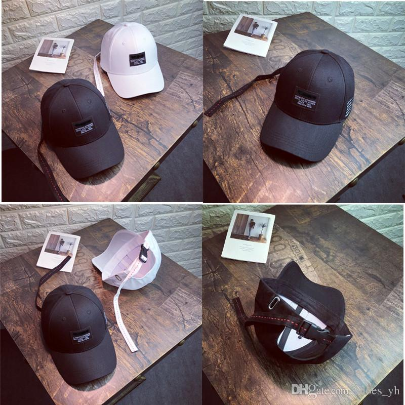 733d529ac34 New Hat Women s Spring And Summer Patch Letters Baseball Cap ...