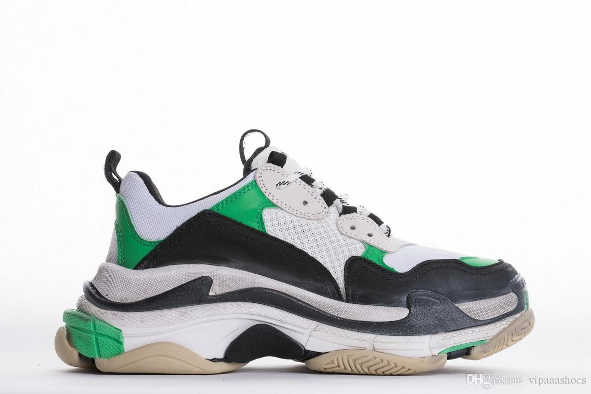 8c3e38d7bcc08 Scarpe Corsa Balenciaga Vapormax Off White Shoes Nike Scarpe Da  Rappresentanza Atletica Più Trendy Top Quality New Color Triple S Sneakers  Uomo   Donna ...