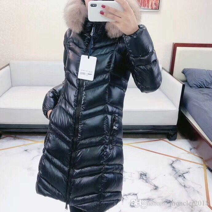 bd6228900 Physical PictureFamous Brand Hmonclerx Women Down Jacket Medium And ...