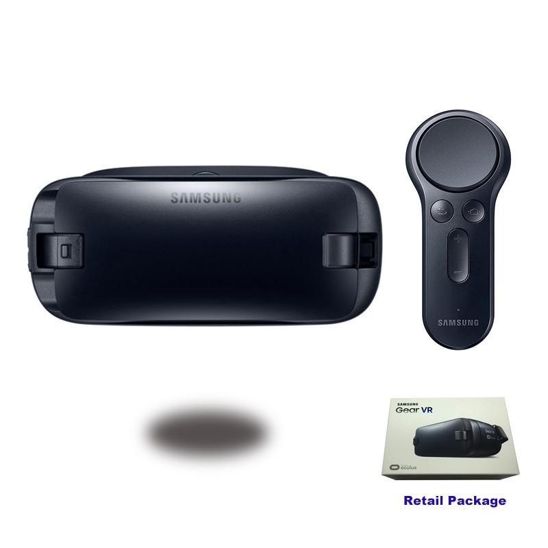 f2f416f2a2a3 Gear VR 4.0 R323 Virtual Reality Glasses Support Samsung Galaxy S8 S8+  Note7 Note 5 S6 S6 Edge S7 S7 Edge Gear Remote Controller Reald 3d Glasses  3d Glasses ...