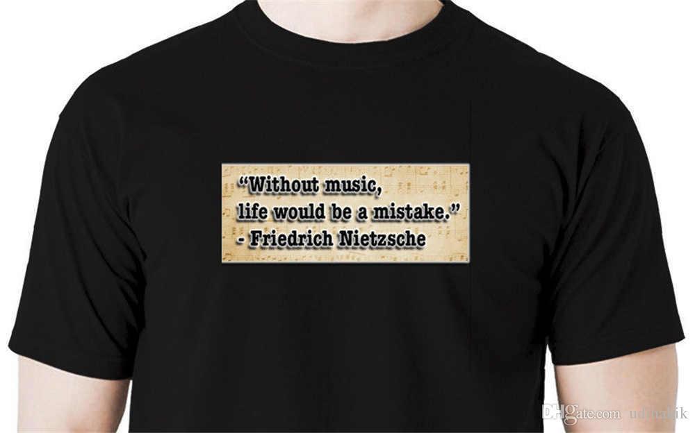Citation Nietzsche Musique : Citation sans la musique la vie serait une erreur citation de
