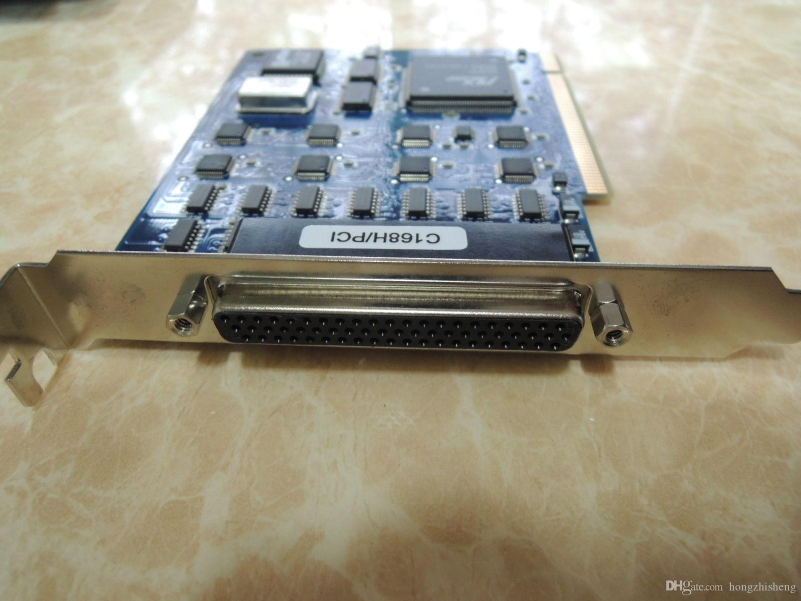 Промышленная карточка C168H/PCI материнской платы 8 port RS-232 100% испытанное совершенное качество
