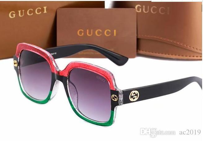 9ebdfb2c5fc63 Compre Lente Polarizada De Alta Qualidade Moda Óculos De Sol Para Homens E  Mulheres Marca Designer Vintage Esporte Óculos De Sol De Ac2019