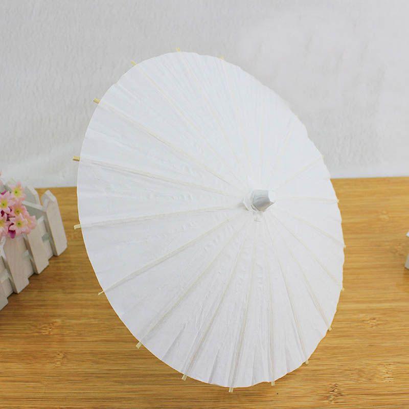 신부 웨딩 종이 우산 파라솔 수제 교수형 장식을위한 수제 일반 중국 미니 공예품 우산 직경 : 20-30-40-60cm HH7-993