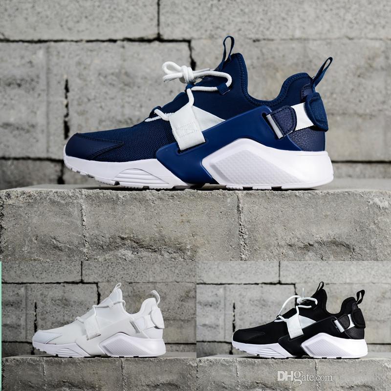 686bd993c417 2018 New Design Huarache 4 IV Running Shoes For Women   Men ...