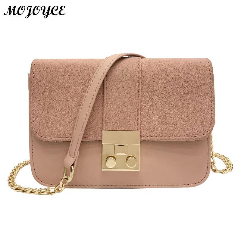 Velvet Crossbody Bag Women Elegant Long Chain Shoulder Bag Autumn