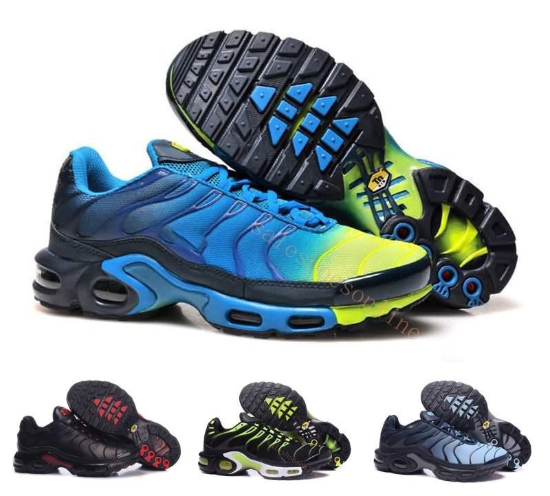 3b528f28dd Men TN Zapatillas Hombre Shoes for Men's TN Shoes Athletic Trainers ...