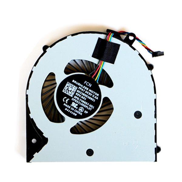 New Laptop CPU Cooling Fan For HP 340G1 340G2 350G1 350 G1 350G2 Cpu Cooler Fans 746657-001