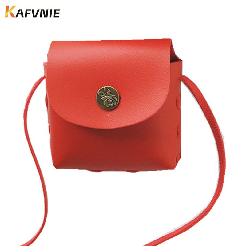 7f4afdb6b2 New Kids Mini PU Cute Crossbody Children Girls Red Satchel Shoulder Bags  Princess Handbag Lovely Birthday Gift Messenger Bag Backpacks Lowest Price  Backpack ...