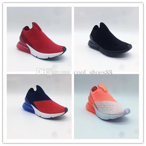 Acquista Nike Air Max 270 27c Con Luci Bambini 270 Scarpe Ragazzi C Maglia  Sneakers Bambini Ragazze Alta Qaulity 270c Escursioni Jogging A Piedi  All aperto ... 2430d30f620