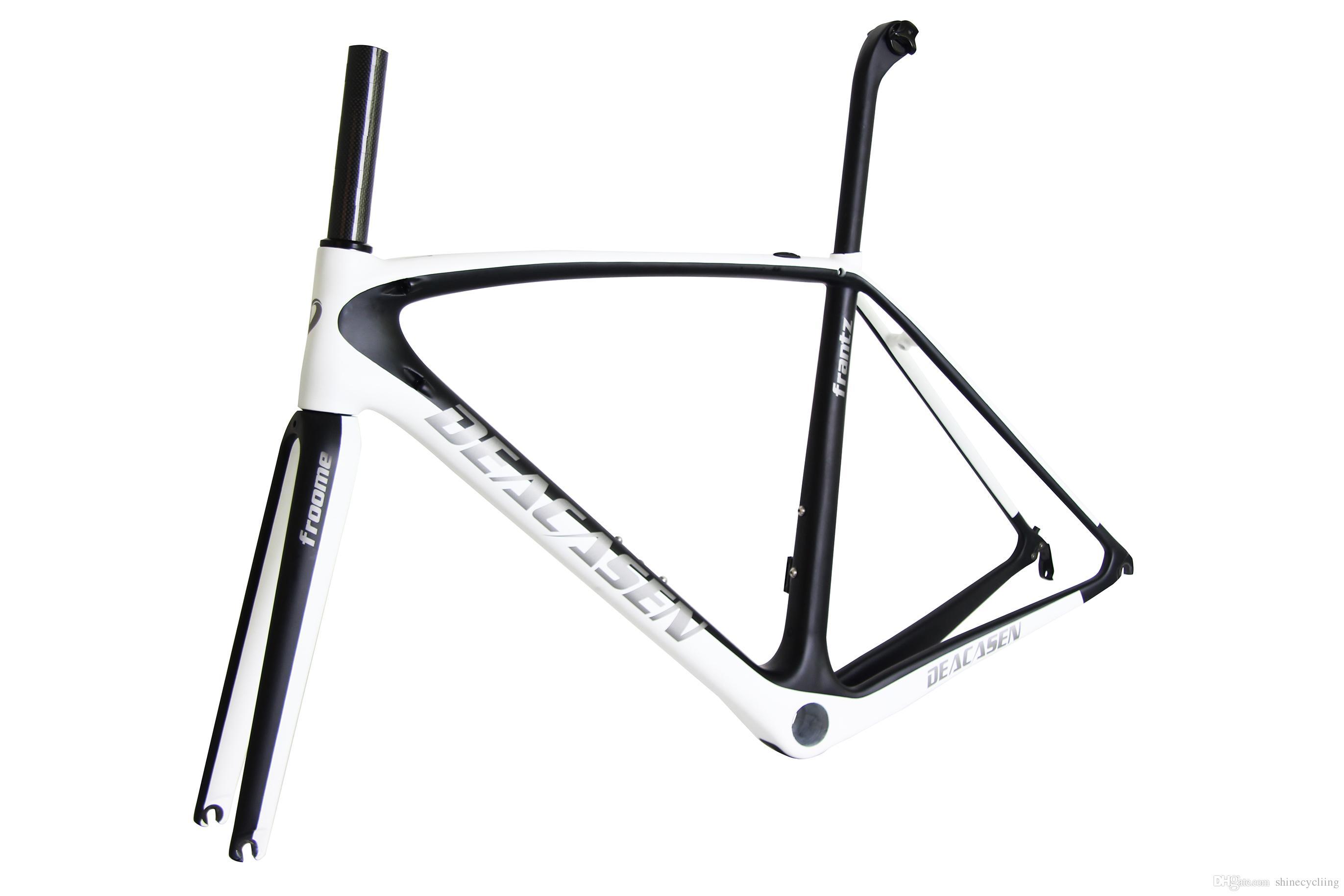Super Light Cheap 2018 Carbon Fiber Bike Frame Frameset Aero Carbon ...