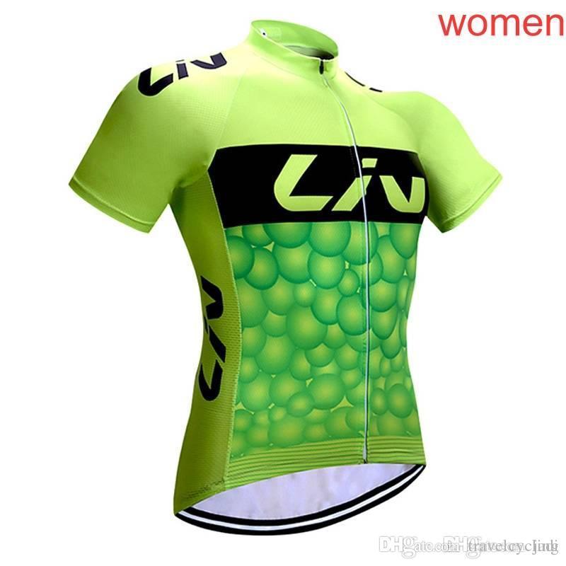 2018 Liv Pro Women Cycling Jersey Ropa Ciclismo Mountain Bike ... 1058ddfd9