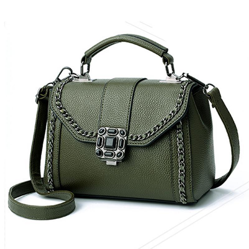 9c7ead687010 Fashion Ladies Bag Women s Handbag High Quality PU Leather Woman Tote Bags  Female Shouder Bag Casual Women Shoulder Bags Cheap Shoulder Bags Fashion  Ladies ...