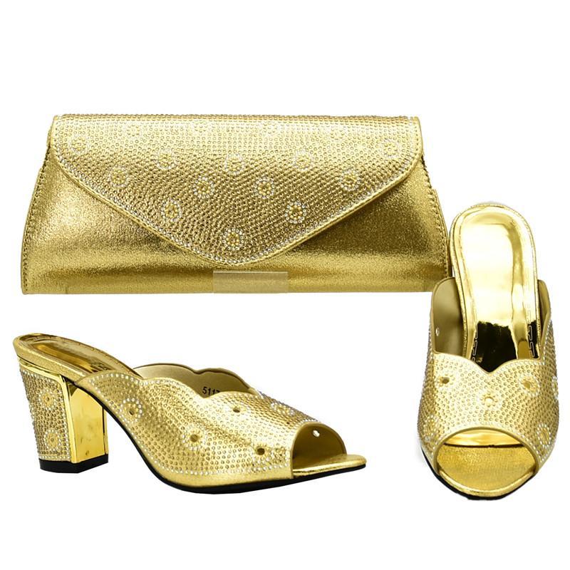 58720901a Compre Sapatos De Grife Mulheres De Luxo 2018 Nigeriano Sapatos De Casamento  Das Mulheres E Saco Decorado Com Strass Sapatas Das Mulheres E Saco De  Conjunto ...
