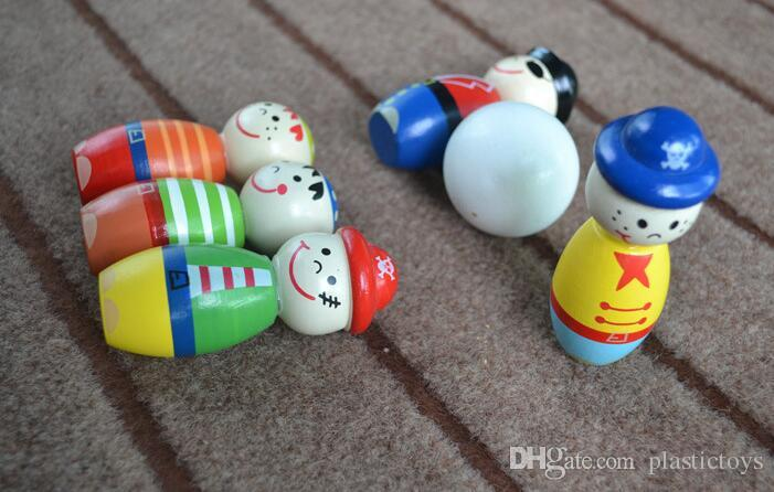 kids toys bowling toys Bottle Ball Game Cute Cartoon Animal Shape for Kids Early Development Sports Toys