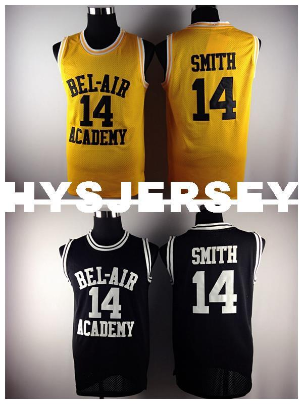 bbf275e919b9 Accept Drop Ship Bel Air Academy  14 Will Smith Banks Stitched ...