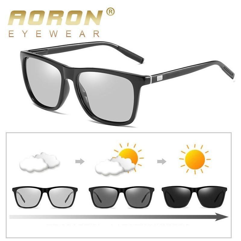 4e4597079e HD Polarized Sunglasses For Men Day Night Vision Goggles Driver Car ...