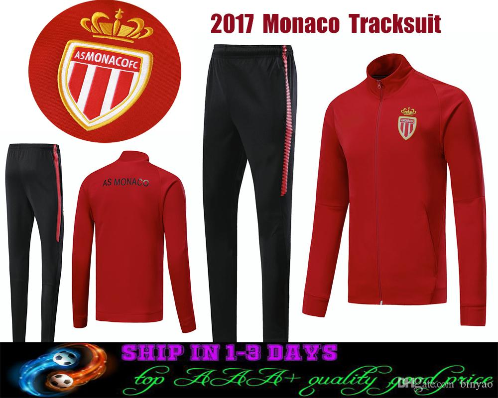 ensemble de foot AS Monaco rabais