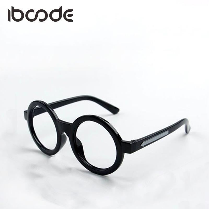 bf96d76eab 2019 Iboode Kids Cute Glass Frame Round Without Lens Full Frame Children  Girls Boys Eyeglasses Candy Color Lovely Fashion Baby Decor From  Shuidianba