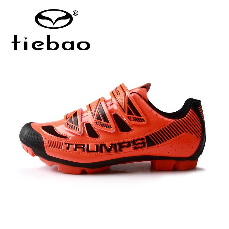 b621b43c67c Tiebao 2017 Autumn New MTB Bike Cycling Shoes Breathable Self ...