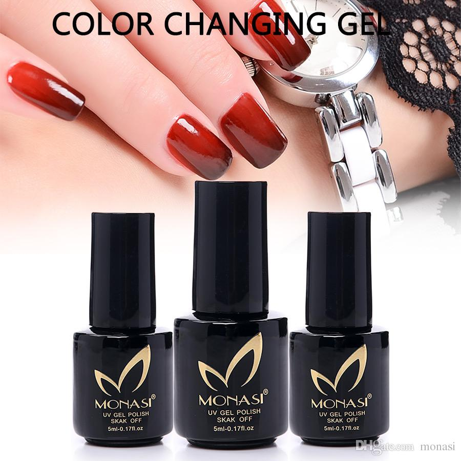 Uv Gel Color Changing Nail Polish Professional Camouflage Gel Nails ...