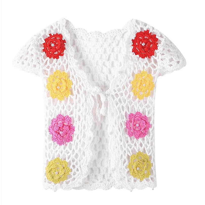 Großhandel 2018 Frühling Und Sommer Neue Baby Pullover Weste