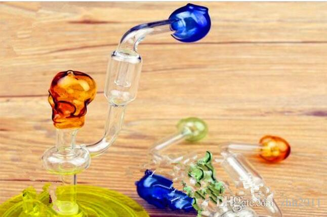 Skull bone filter pot luck ,Wholesale Bongs Oil Burner Pipes Water Pipes Glass Pipe Oil Rigs Smoking
