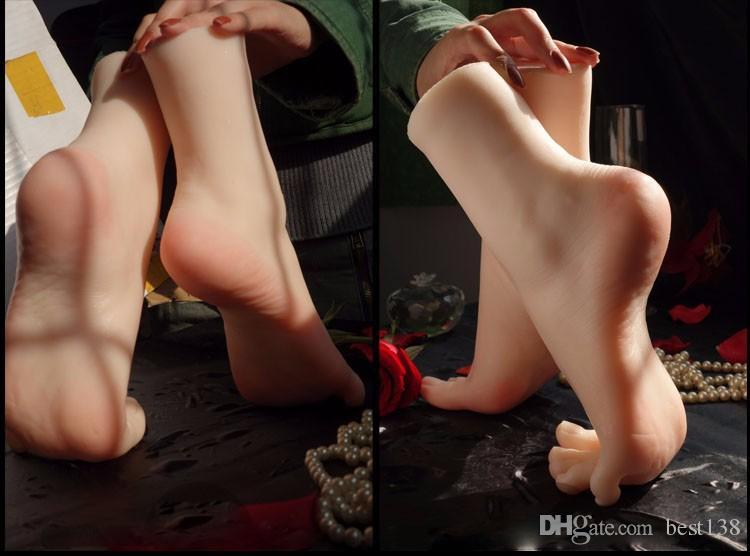 Date Asiatique Filles Pieds Clones Pieds Culte Fétiche Fétiche Des Pieds Emplois Jouets Mannequin Real Skin Livraison Gratuite