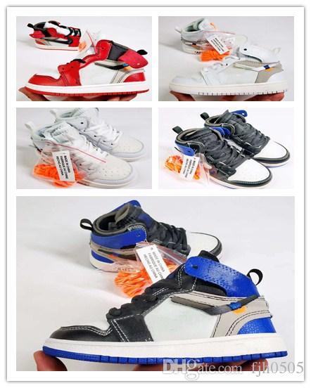 41be812fb4fca Acheter Vente Chaude 1s Enfants Chaussures De Basket Ball Top Qualité  Garçons Filles Enfants Babys Sneakers Été Outdoor Casual Sport Chaussures  De Course ...
