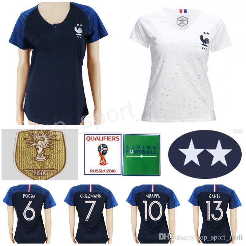 2 Étoiles 9 6 Femmes De Acheter Foot 7 Maillot Pogba Griezmann nwO0Pk
