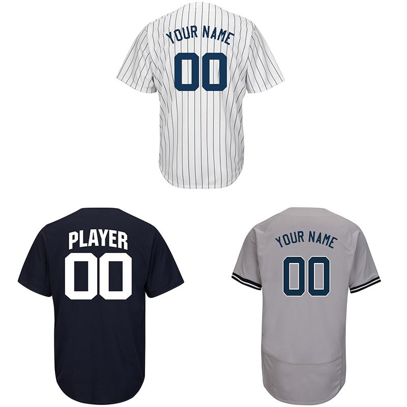 43c83735a 2019 Mens Custom New York Yankees Mariano Rivera Derek Jeter Babe Ruth  Mickey Mantle Gary Sanchez Gleyber Torres Aaron Judge Baseball Jersey From  Langtou