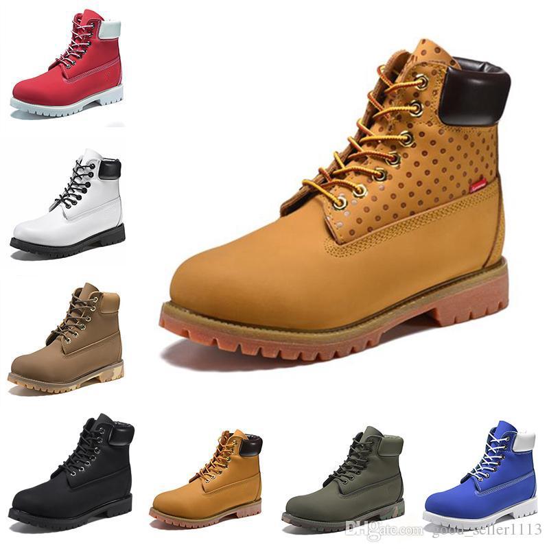 competitive price 93c75 b9718 Timberland boots Rabatt 2019 ACE Original Brand Stiefel Frauen Männer  Designer Sport Rot Weiß Winter Sneakers Casual Trainer Mens Womens Luxus ...