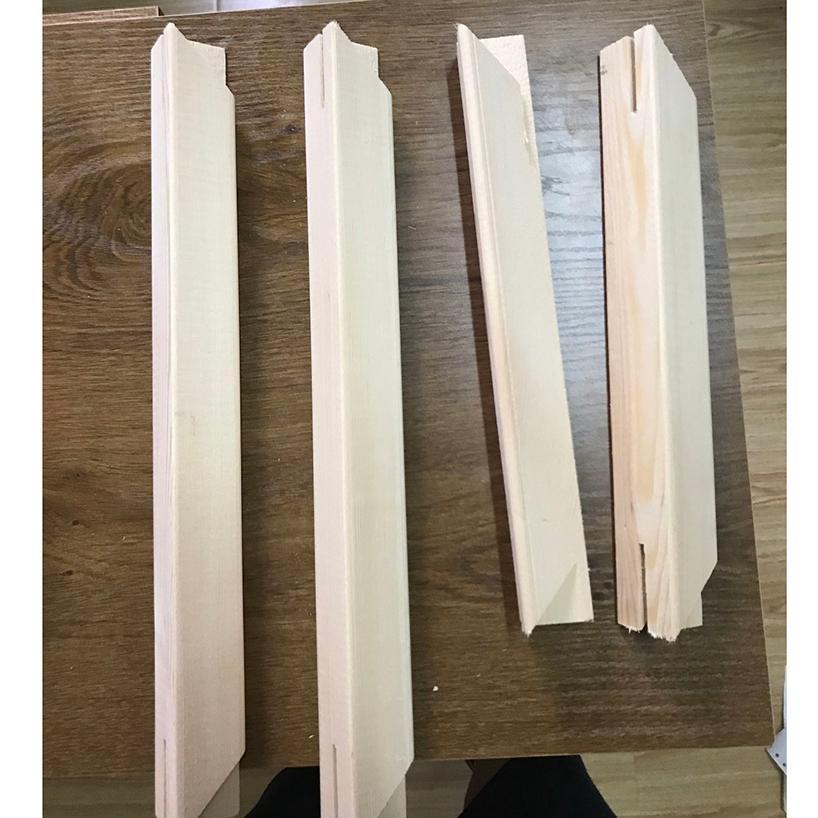 купить оптом 12 16 дюймов деревянная рамка Diy незаконченная рамка