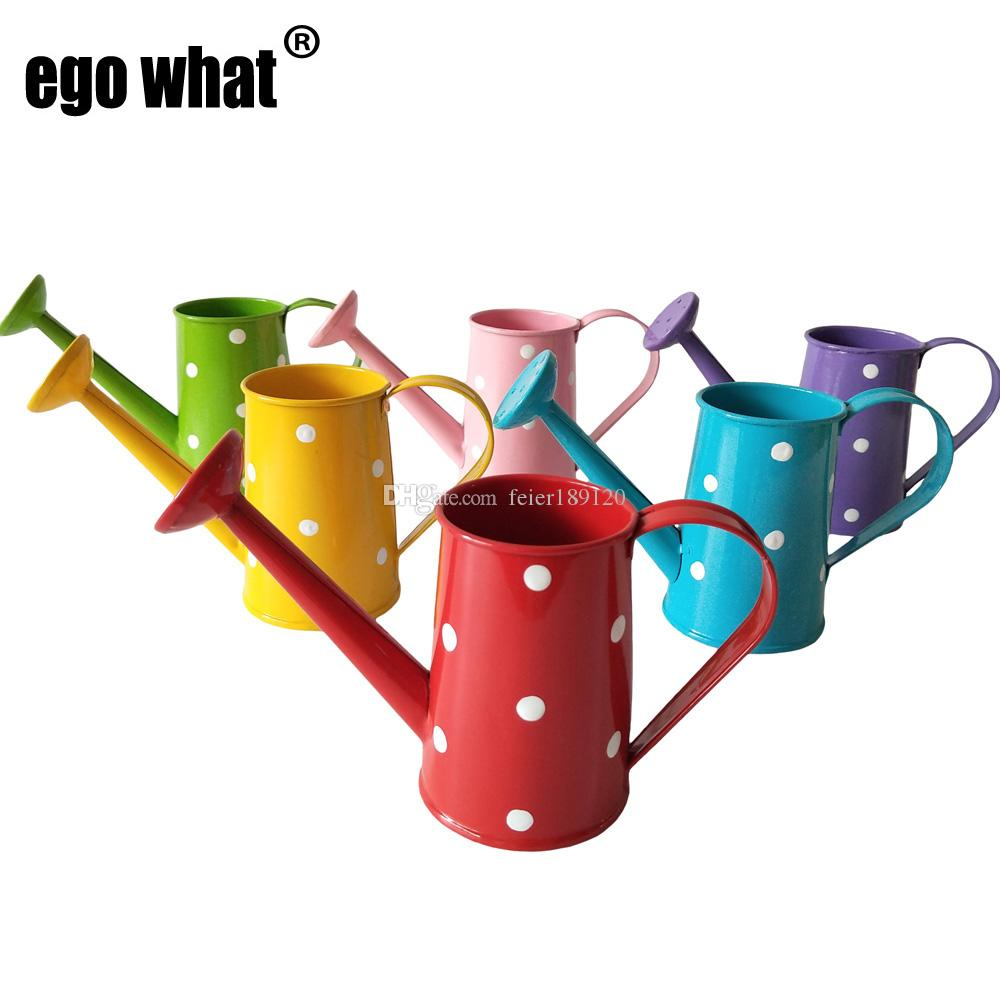 Wholesale Cheap D5xh85cm Small Cute Water Spraying Pot Small Flower
