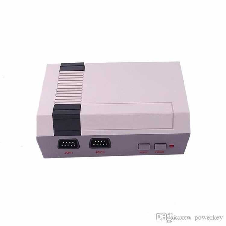New Arrival Mini TV Game Console Video Handheld for NES games consoles with retail boxs hot sale