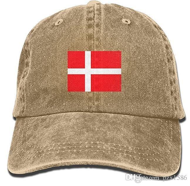 09e06fa6dc0 Pzx  Men Women Classic Denim Flag Of Denmark Adjustable Baseball Cap Dad Hat  Low Profile Perfect For Outdoor Flexfit Caps Cap Store From Pzx1586