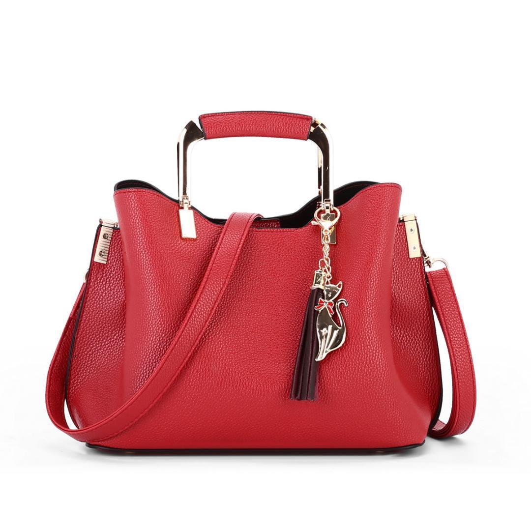 f0dca66c7b684 Hot Sale 2017 New Fashion Cute Women Messenger Bags Small High Quality PU  Leather Shoulder Bags Ladies HandBags Crossbody Bag Best Handbags Handbags  Sale ...