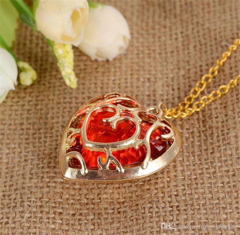 b590f458c4d6 Compre Bonito Corazón Colgante