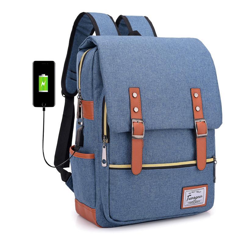 2d3339fc93fe 2018 Vintage Men Women Nylon Backpacks School Bags for Teenagers Boys Girls  Good Quality Oxford Laptop Travel Backpack Unisex Backpacks Cheap Backpacks  2018 ...