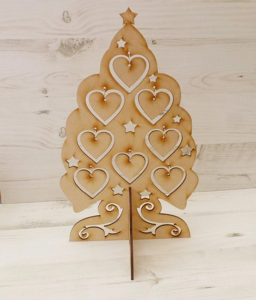 tree christmas family hanging heart free standing plaque art mdf wooden cheap christmas decorations sale cheap christmas ornaments from pureairr - Free Standing Christmas Decorations