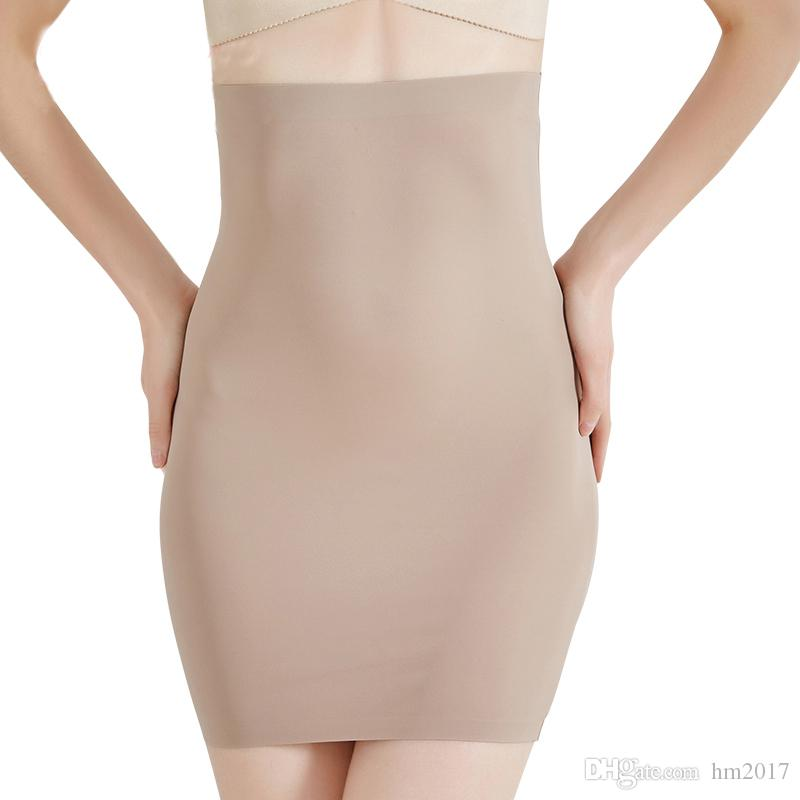 027225d8f20 DHL Super Elastic Control Slips High Waist Shaper Women Slimming Underwear  Body Shaper Tummy Control Half Slip Body Shaper Online with  6.05 Piece on  ...