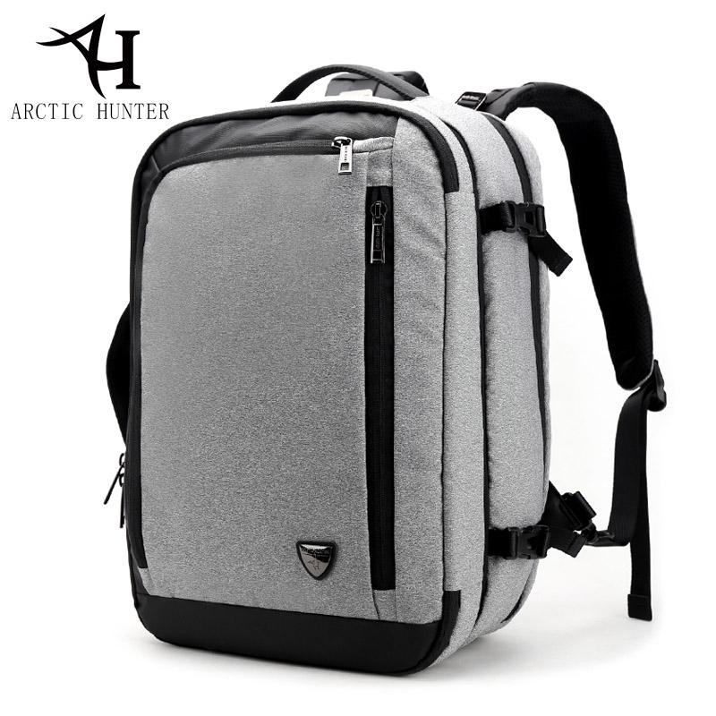 7547849df41c ARCTICDisassemble Multifunction 17 Inch Laptop Backpacks For Teenager  Business Male Men Travel Backpack Bag Backpack for Teenager Backpack  Business Business ...