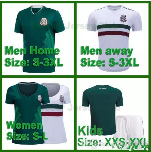 48aaf5d1f uk mexico 22 h.lozano home long sleeves soccer country jersey f34f0 6c4de   promo code 2018 2018 mexico soccer jerseys chicharito lozano chucky dos  santos ...