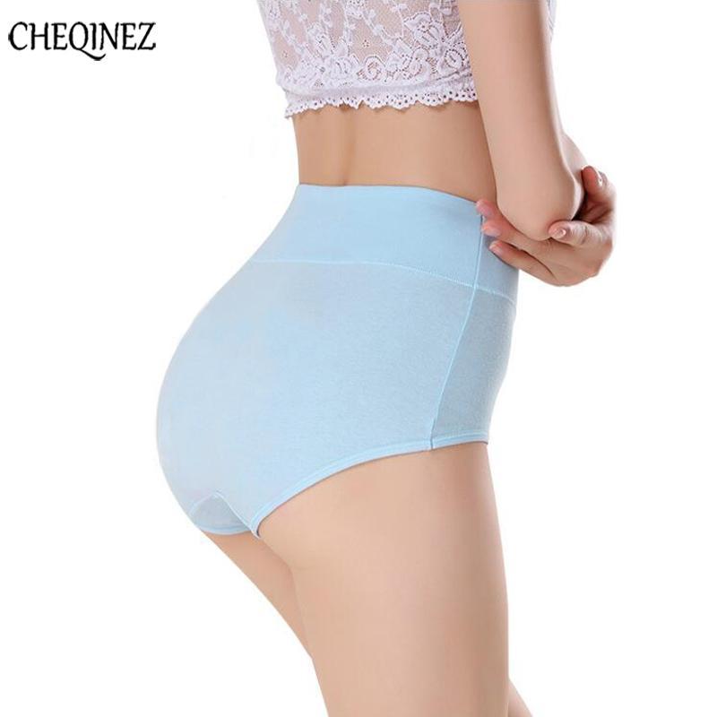 9c1006cf59b Underwear Women Panties Cotton Underwear Plus Size Briefs Sexy ...