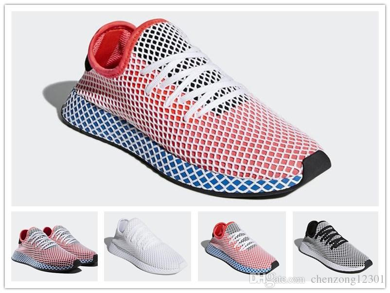how much cheap price 2018 New Sale Originals Deerupt Runner Mans Shoes Weman Shoes Mesh Sport Sneaker Cheap Primeknit Boost Casual Shoes 36-45 fake cheap online dasPhS